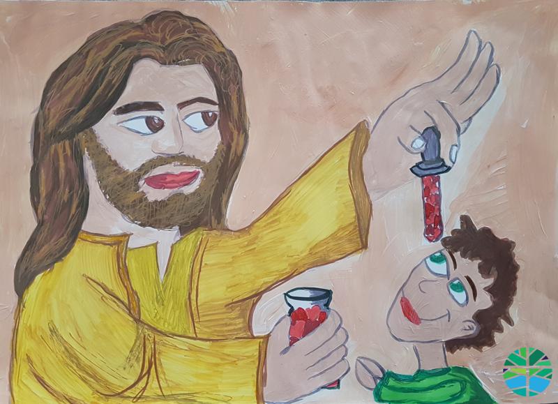 ISUS LIJEČI LJUBAVLJU