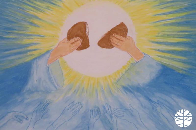 ISUS OZDRAVLJA, UMNAŽA KRUH