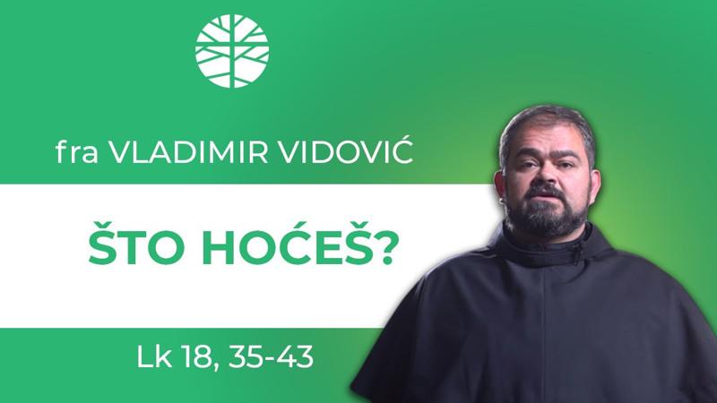Što hoćeš od Isusa?