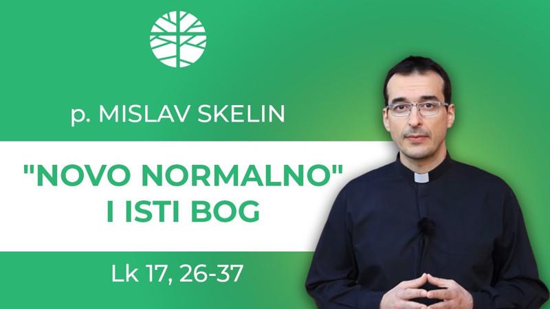 """""""Novo normalno"""" i isti Bog"""